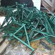 older Scaffolding newer outriggers levellers pins