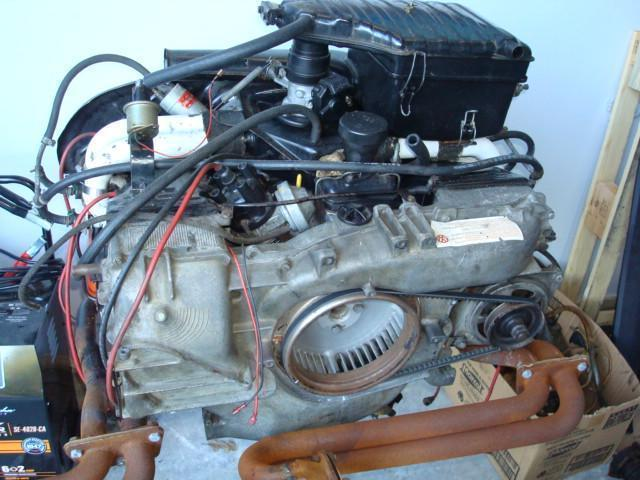 Wanted Porsche 914 2 0 Engine Or Parts Victoria City