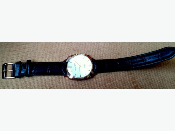 PIERRE CARDIN MENS WRIST WATCH