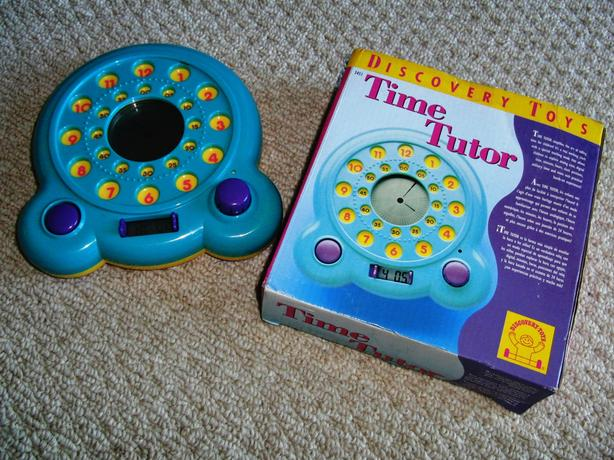 Discovery Toys Time Tutor