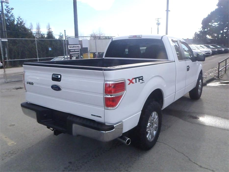 2012 ford f 150 xlt supercab 6 5 ft bed 4wd outside comox valley courtenay comox mobile. Black Bedroom Furniture Sets. Home Design Ideas