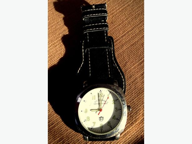 FIELD & STREAM OUTDOOR ADVENTURES MENS WATCH