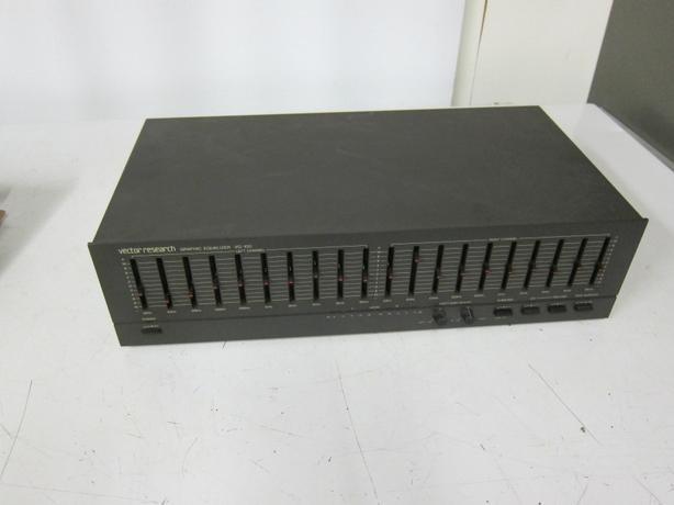 Vector Research Graphic Equalizer