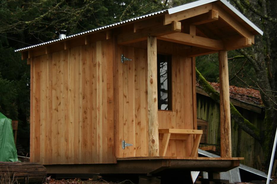 Cedar Saunas Vancouver Island