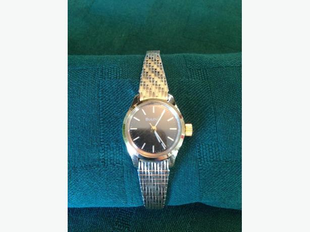 Vintage Ladies BULOVA 10K RGP Cocktail Watch