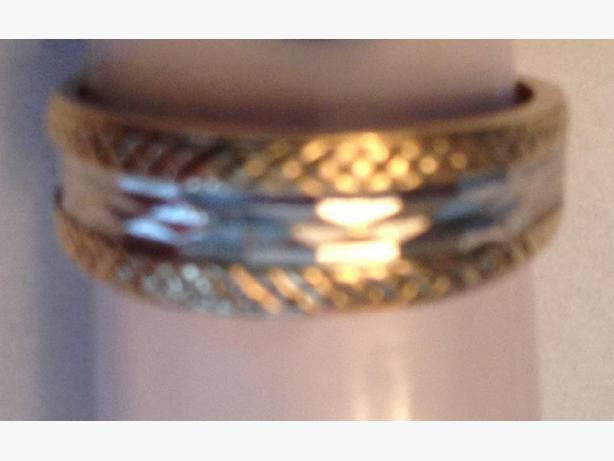 10K SIFFARI Gold Ring Size 6