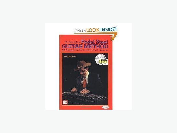 How to Play Pedal Steel Guitar Book
