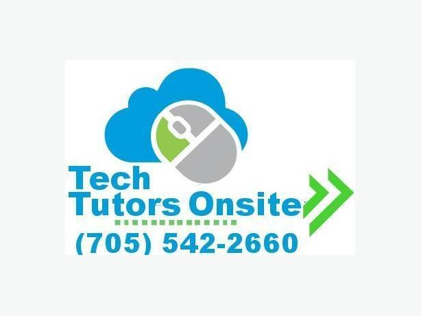 Tech Tutors Onsite - Join the Technology Revolution