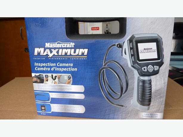 Mastercraft Maximum Inspection Camera Campbell River
