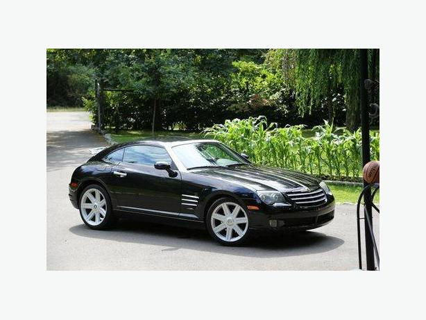 Chrysler Crossfire Coup
