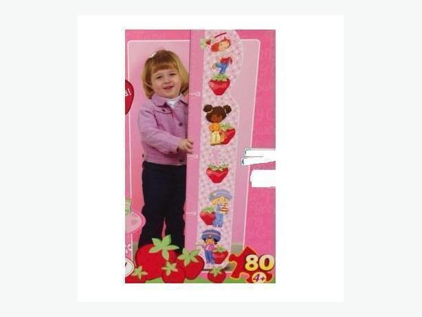 Strawberry Shortcake Growth Chart Puzzle