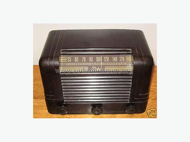 Delco R1235 Bakelite Antique Radio