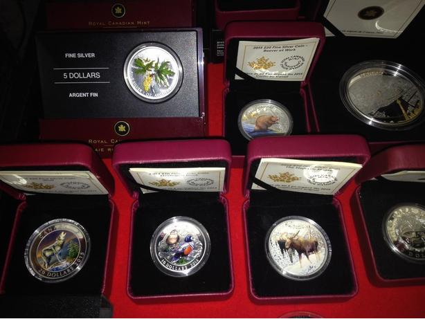 Looking to Purchase RCM Coins, Coin Collections, Silver, Gold Coins +