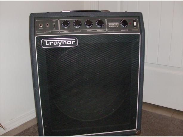 Trayner Bass Amp