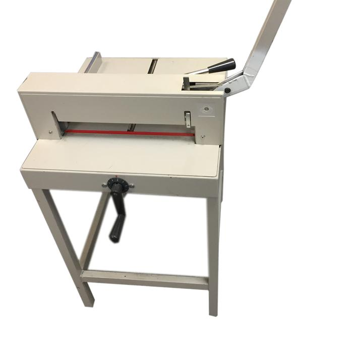 paper guillotine for sale south africa A wide range of light sheet-metal machinery is designed and produced by otmar machine tools in alrode, johannesburg browsing from:  motorised hydraulic guillotine.