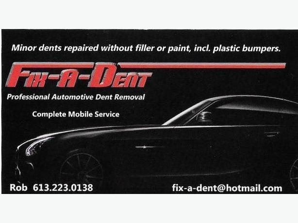 Professional Automotive Dent Removal