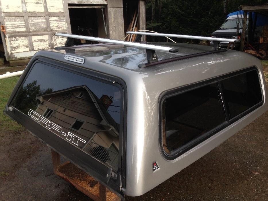 Cap It Canopy With Thule Roof Rack Duncan Cowichan