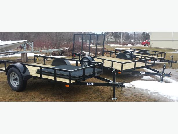 2016 Scorpion Utility Trailers - NEW - 5X8 , 5X10 , 7X10