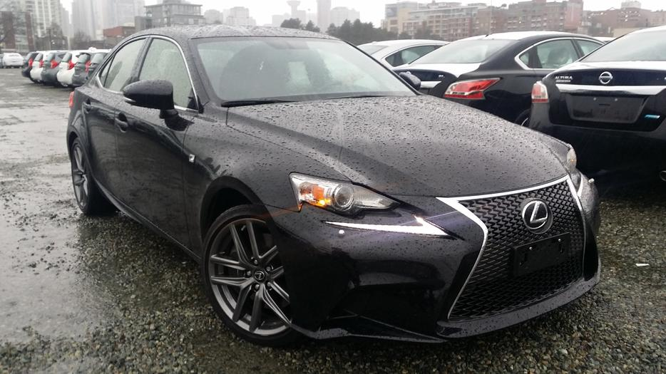 2014 Lexus Is350 Awd F Sport Outside Victoria Victoria Mobile
