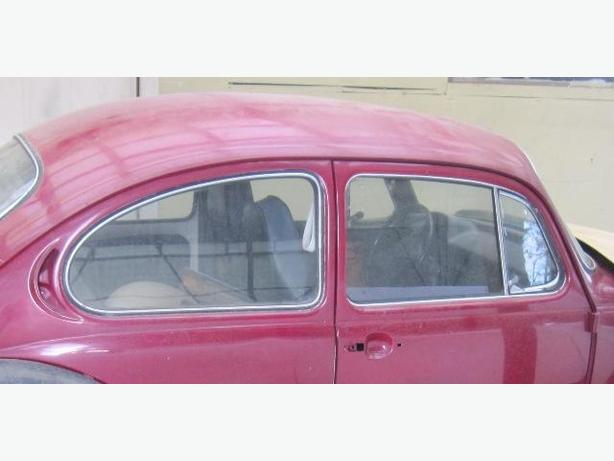 Chrome Trim - Original VW Beetle stuff