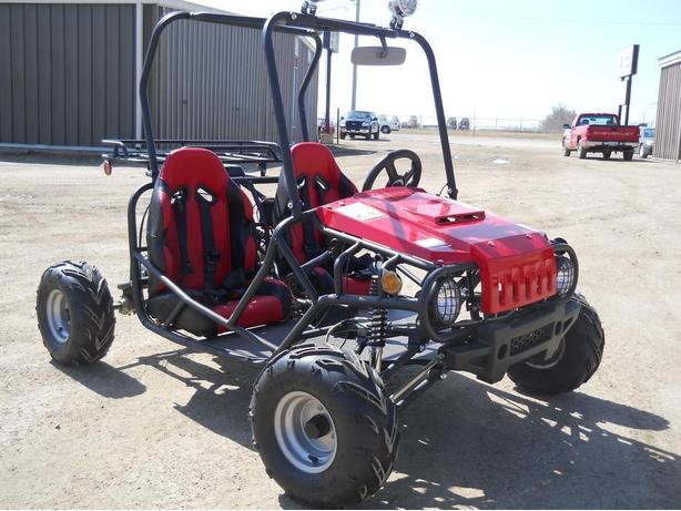 $1,799 · BRAND NEW KIDS/YOUTH 125 cc DUNE BUGGY/GO KART 2 SEATER ON SALE