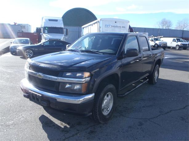 2006 chevrolet colorado lt1 crew cab short box 4wd outside okanagan okanagan. Black Bedroom Furniture Sets. Home Design Ideas