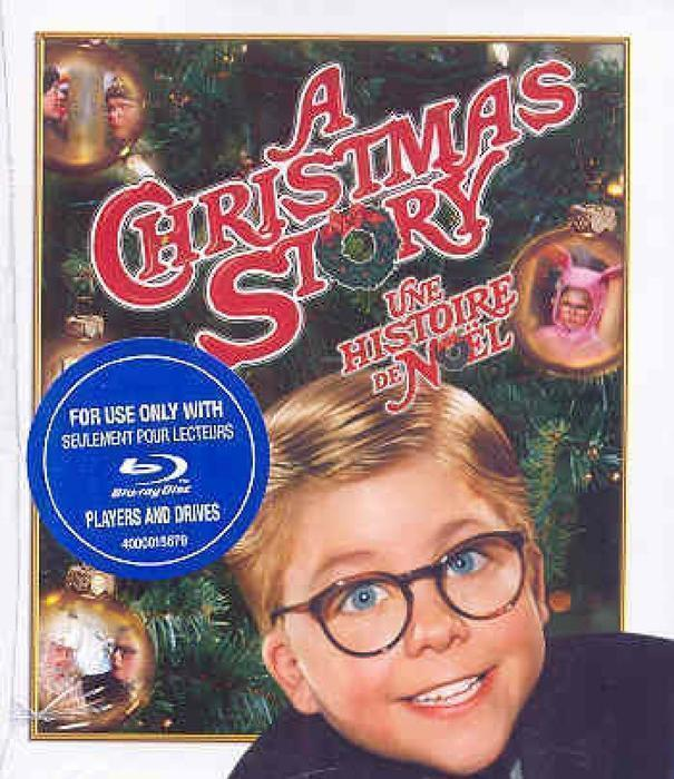 A christmas story blu ray central regina regina for Best christmas movies for toddlers
