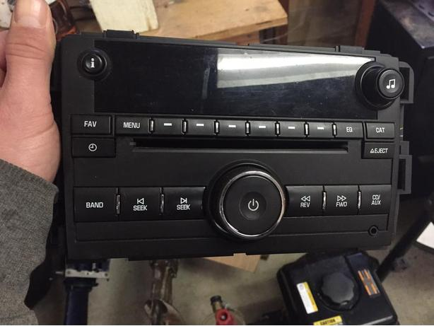 GMC/ Chevy stereo