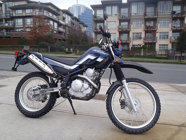 2016 yamaha xt250 dual sport motorcycle just arrived for Yamaha dual sports