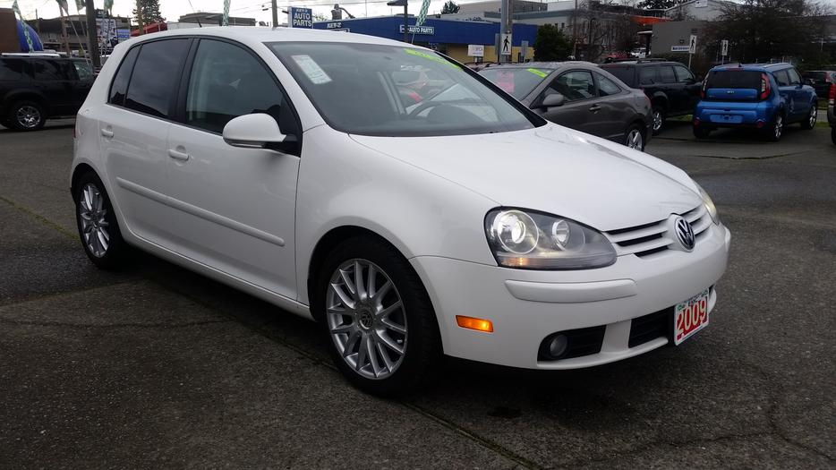 2009 Volkswagen Rabbit 2 5 Outside Comox Valley Comox Valley