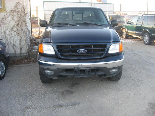 2004 Ford F150 Safetied 4X4 Only $6995.00