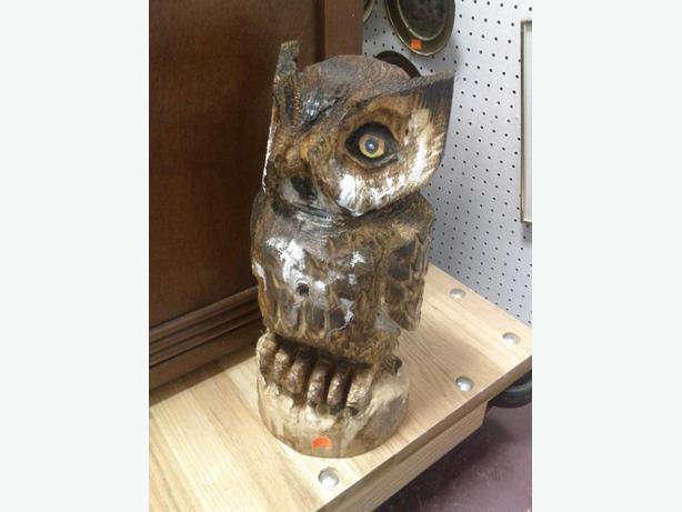 Cedar Owl