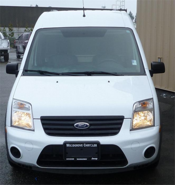 2012 Ford Transit Connect Refrigeration Mini Cargo Van: 2012 Ford Transit Connect Bluetooth Hands Free North