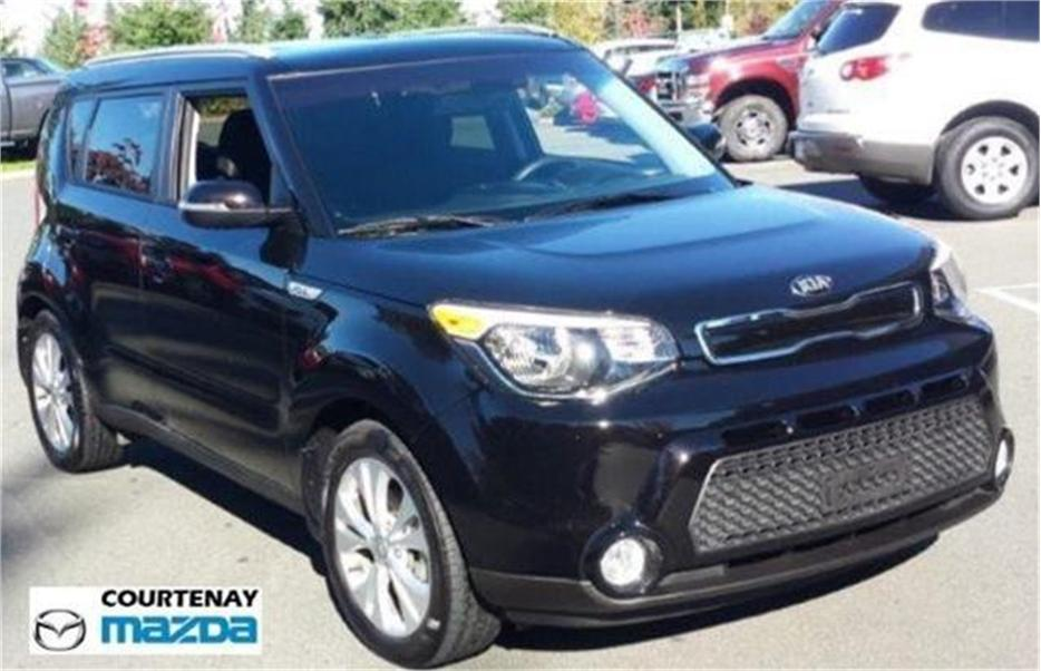2015 kia soul 2 0l ex plus at outside comox valley courtenay comox mobile. Black Bedroom Furniture Sets. Home Design Ideas