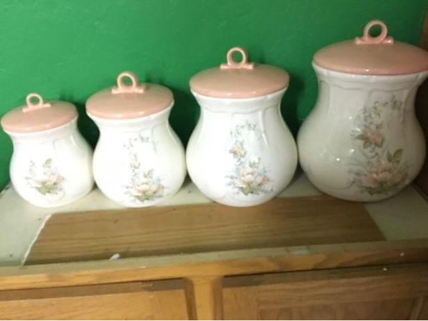 Canisters $15