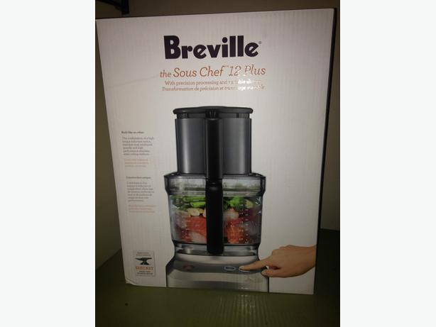 new breville the sous chef 12 plus food processor - Breville Food Processor