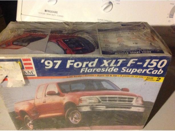 1997 Ford xlt f-150