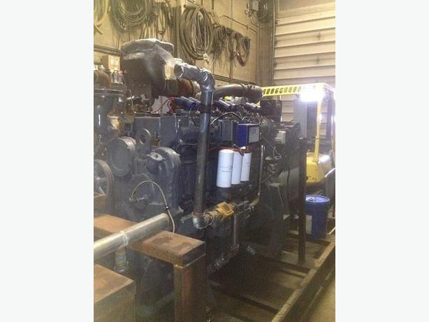 NATURAL GAS GENERATOR 280KW cont.  WAUKESHA F18GSID