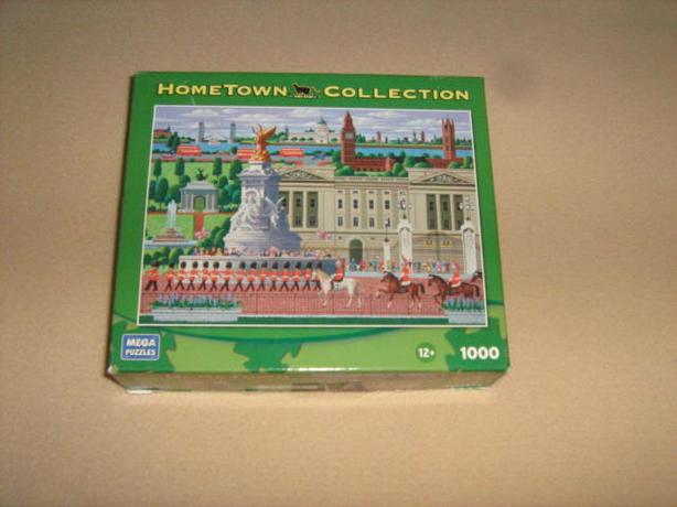 1000 PIECES  JIGSAW  PUZZLES