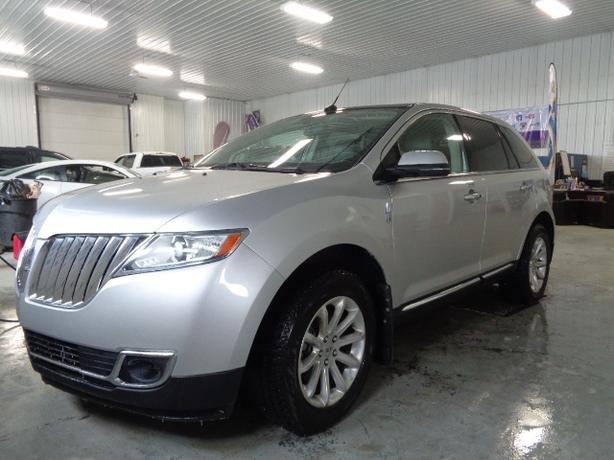 2013 Lincoln MKX #3161 Indoor Auto Sales Winnipeg