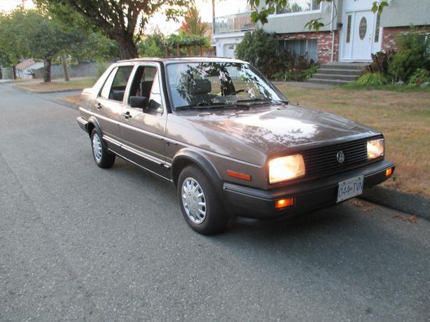 1986 vw jetta diesel