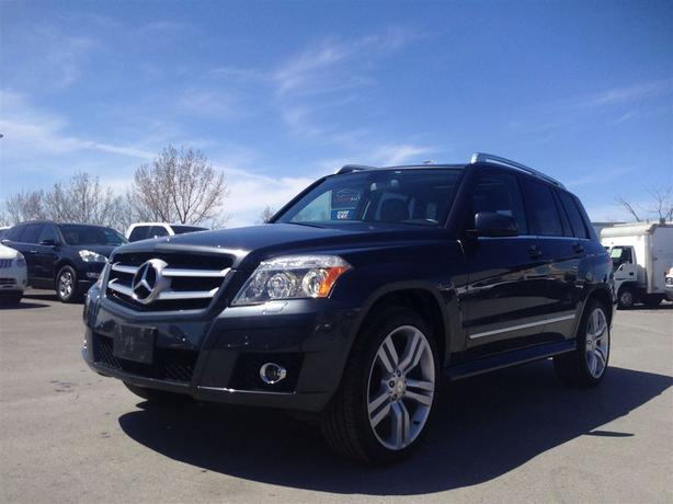 2010 Mercedes-Benz GLK-Class 350-AWD-LUXURY SUV