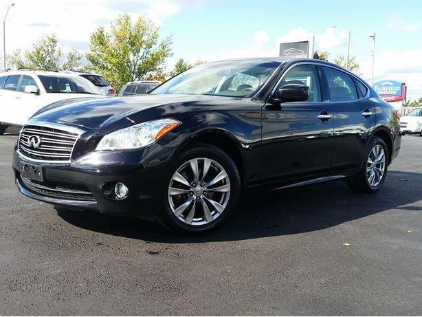 2012 Infiniti M37x LUXURY AWD SEDAN-NAVIGATION