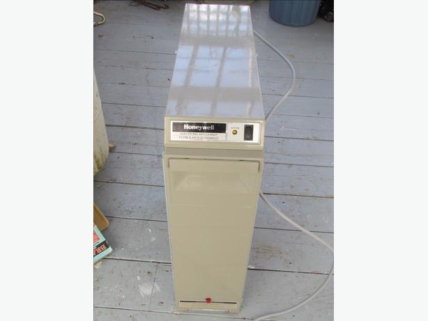 honeywell electronic air cleaner. Honeywell Electronic Furnace Air Cleaner Purifier F50 F1107 H