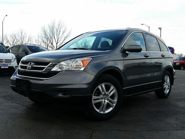 2010 honda cr v ex l navigation leather sunroof suv for Honda crv exl with navigation