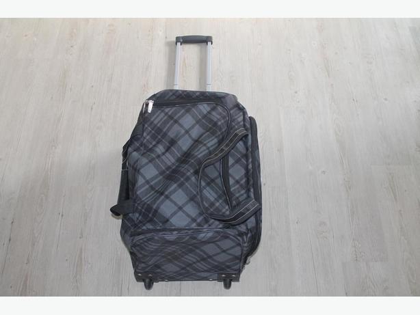 Luggage on wheels