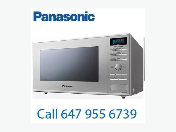1.2 Cu. Ft. Panasonic Microwave NNSD671S Stainless Steel