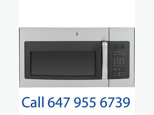 1.6 Cu. Ft. Over-The-Range Microwave GE JVM1635SFC - Stainless