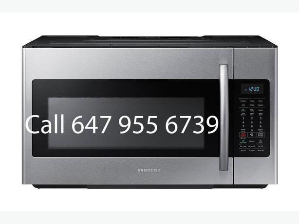 Samsung 1.8Cu.Ft Over-The-Range Microwave 400CFM (ME18H704SFS)
