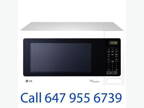 LG 1.5 Cu. Ft. Microwave (LMS1531SW) - White